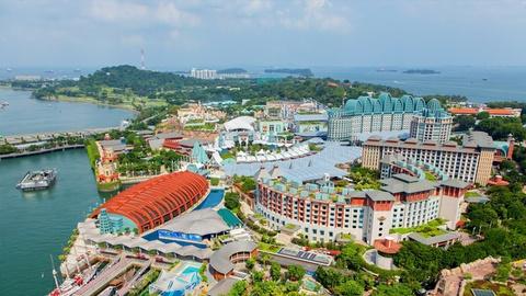 Thuong dinh Trump - Kim: Mon qua vo gia danh cho Singapore hinh anh 1