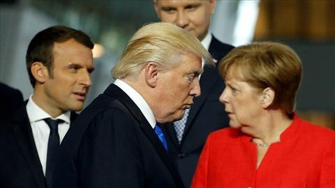 Tong thong Trump khien My bi dong minh co lap tai G7 hinh anh