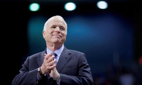 Thuong nghi si John McCain, tuong dai chinh tri My, qua doi hinh anh 1