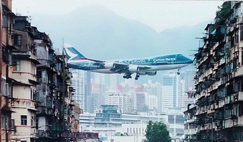 Thoi hoang kim cua san bay kho ha canh nhat the gioi o Hong Kong hinh anh 8