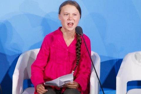 Greta Thunberg: 'Cac vi da lay cap giac mo va tuoi tho cua toi' hinh anh