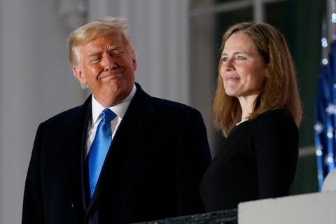 Ông Trump kỳ vọng Tòa Tối cao giúp chiến thắng bầu cử