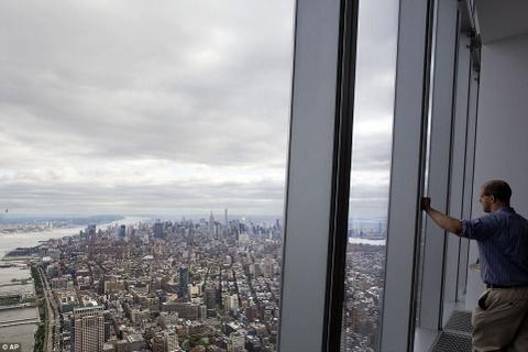 Ngam New York tu dai quan sat cao nhat nuoc My hinh anh