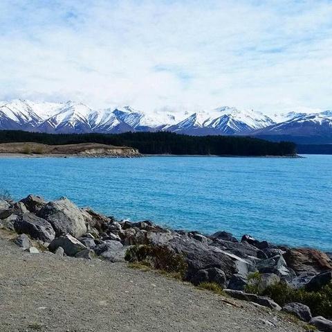 Nhung canh dep khong can chinh sua tren Instagram hinh anh 7 Quê hương của Hobbit - New Zealand không chịu mất ngôi vị trong bảng xếp hạng các địa danh đẹp không cần chỉnh sửa.