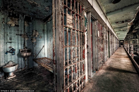 west virginia state penitentiary hinh anh