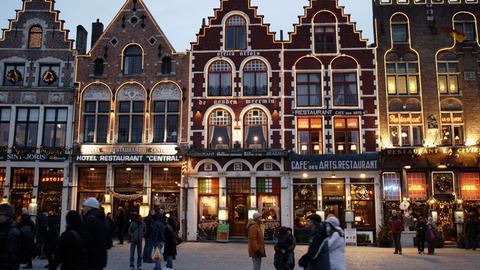 Bruges - thanh pho co tich o chau Au hinh anh 14