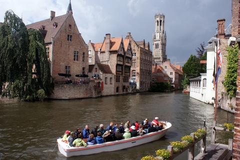 Bruges - thanh pho co tich o chau Au hinh anh 7