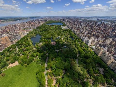 cong vien central park o new york hinh anh