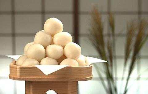 Tsukimi Dango - mon banh Trung thu cua nguoi Nhat hinh anh