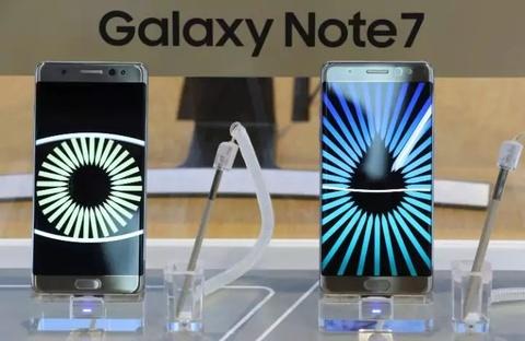 Hau Samsung Note 7, nhieu may bay trang bi tui chong chay hinh anh