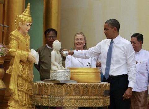 Nhung chuyen cong du ket hop du lich cua Tong thong My Obama hinh anh 8