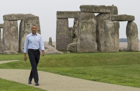 Nhung chuyen cong du ket hop du lich cua Tong thong My Obama hinh anh 12