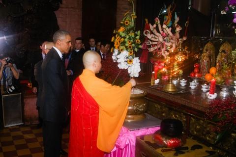 Nhung chuyen cong du ket hop du lich cua Tong thong My Obama hinh anh 16
