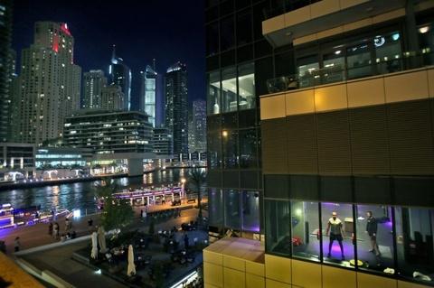 Hinh anh cho thay Dubai xung danh 'Manhattan vung Trung Dong' hinh anh 11