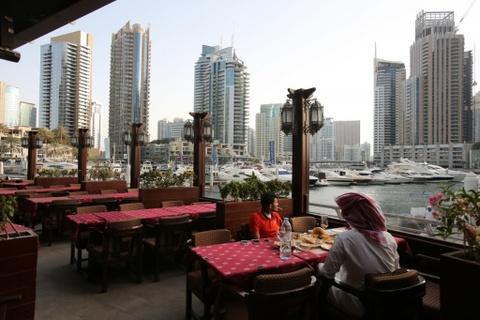 Hinh anh cho thay Dubai xung danh 'Manhattan vung Trung Dong' hinh anh 13