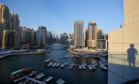 Hinh anh cho thay Dubai xung danh 'Manhattan vung Trung Dong' hinh anh 4