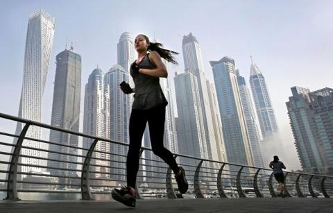 Hinh anh cho thay Dubai xung danh 'Manhattan vung Trung Dong' hinh anh 7