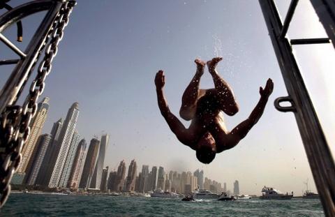 Hinh anh cho thay Dubai xung danh 'Manhattan vung Trung Dong' hinh anh 8