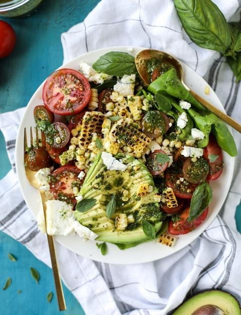 Bien tau salad trong nhay mat giup giai nhiet mua he hinh anh 15