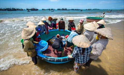 Binh Thuan moc mac va yen binh trong bo anh 'Dau an Viet Nam' hinh anh 8
