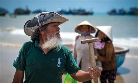 Binh Thuan moc mac va yen binh trong bo anh 'Dau an Viet Nam' hinh anh 9