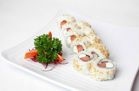 10 loai sushi cuon hap dan nhat the gioi hinh anh 1