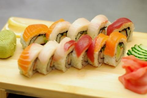 10 loai sushi cuon hap dan nhat the gioi hinh anh 8