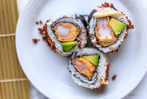 10 loai sushi cuon hap dan nhat the gioi hinh anh 5