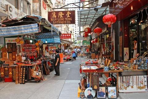 10 khu cho duong pho noi tieng o Hong Kong hinh anh 2