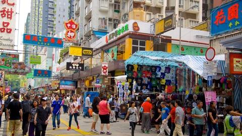 10 khu cho duong pho noi tieng o Hong Kong hinh anh 3