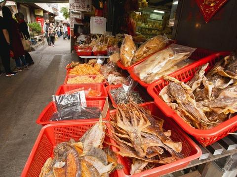 10 khu cho duong pho noi tieng o Hong Kong hinh anh 8