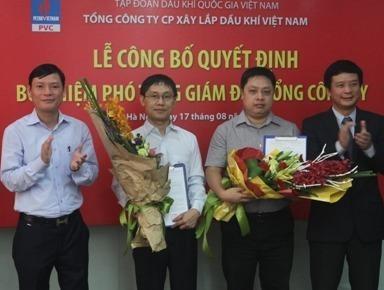 PVC mien nhiem Pho tong giam doc Tran Minh Tuan hinh anh