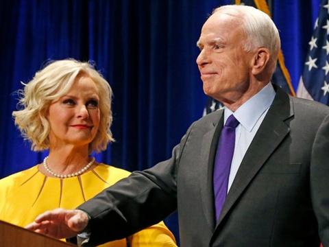 Ông Biden chọn bà McCain làm đại sứ chương trình của Liên Hợp Quốc