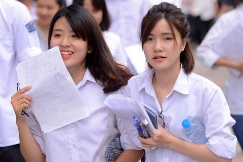 GS Nguyen Minh Thuyet len tieng ve phuong an thi THPT 2017 hinh anh