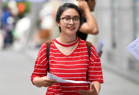84,5% thi sinh cua Ha Noi dat diem tren 15,5 hinh anh