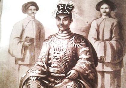 Vua Minh Mang va nhung doc chieu tri quan tham hinh anh