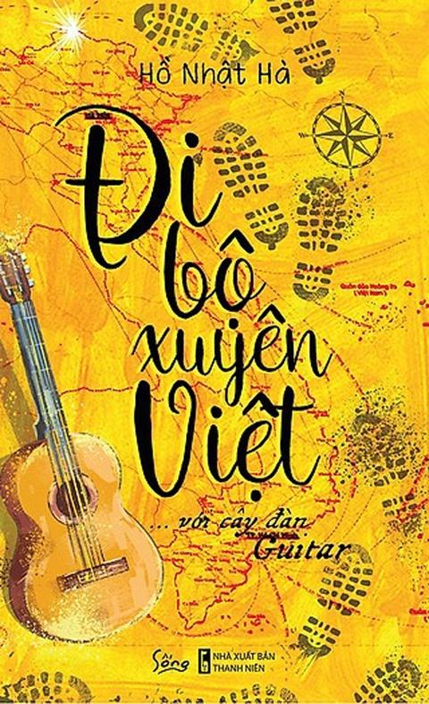 Di bo xuyen Viet voi cay dan guitar hinh anh