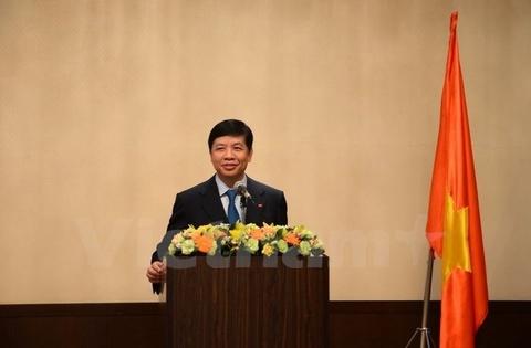 Dai su Viet Nam tai Nhat: Chu dong tham muu Cach mang cong nghiep 4.0 hinh anh 1