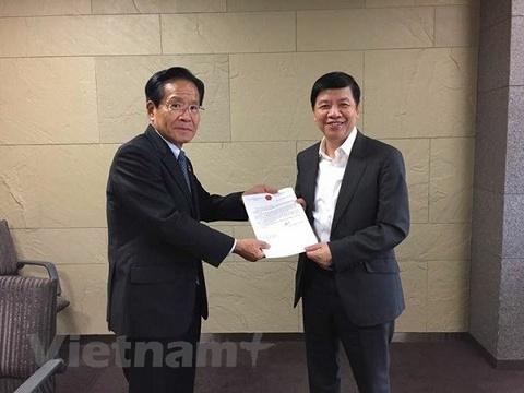 Dai su Viet Nam tai Nhat: Chu dong tham muu Cach mang cong nghiep 4.0 hinh anh 3