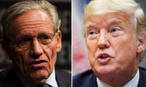 Woodward: Tro ly an trom giay to cua TT Trump de 'bao ve dat nuoc' hinh anh