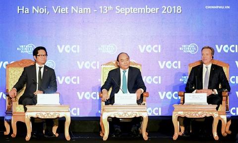 Thu tuong: Viet Nam muon la ban cua nhung nguoi gioi nhat hinh anh 2