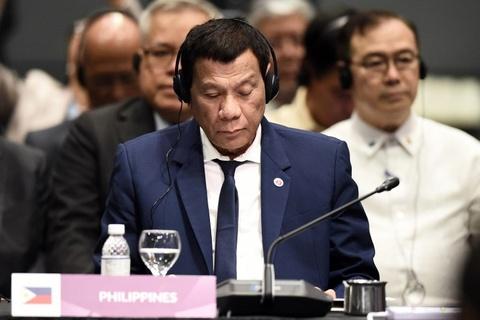 Nghi si thach ong Duterte xet nghiem ma tuy hinh anh