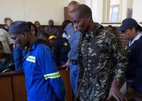 Thầy tế Nam Phi nhận án chung thân vì ăn thịt người
