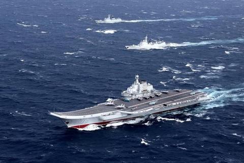 TQ phat trien radar cho ham doi tau san bay, co the giam sat Bien Dong hinh anh