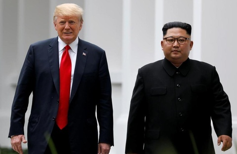 Nghị sĩ Mỹ: Thượng đỉnh Trump - Kim 'có thể' tổ chức ở Hà Nội