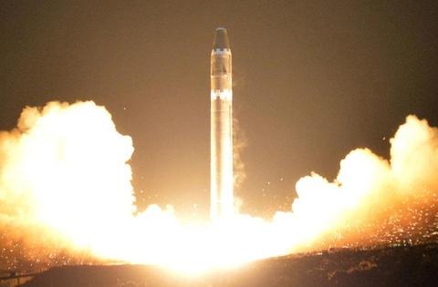 Phát hiện căn cứ tên lửa bí mật của Triều Tiên