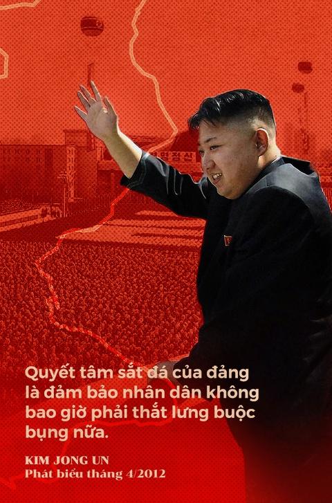 Kim Jong Un - tu tuong 4 sao toi nam van menh cua Trieu Tien hinh anh 8
