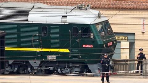 Báo Hàn: Ông Kim Jong Un sẽ đi tàu hỏa đến VN gặp ông Trump