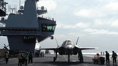 Singapore mua F-35 cua My, siet chat vong vay thach thuc Trung Quoc? hinh anh 1
