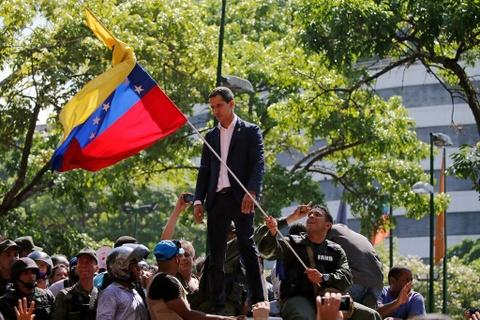 Dau hoi ve vai tro cua My sau dao chinh bat thanh o Venezuela hinh anh 1
